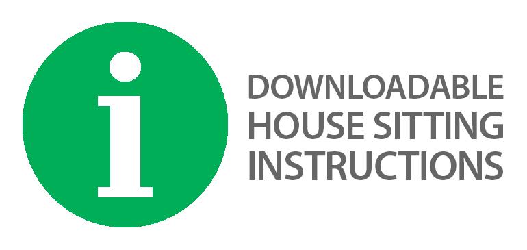 House Sitting Instructions_image
